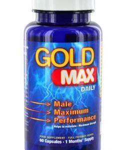 Gold Max For Men